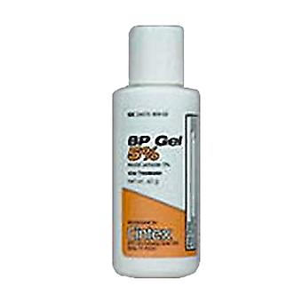 Biocomp pharma benzoyl peroxide 5% gel, acne treatment, 2.1 oz