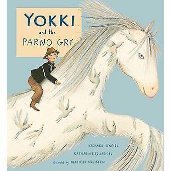 Yokki och Parno Gry av Richard O'Neill - 9781846439261 Bok
