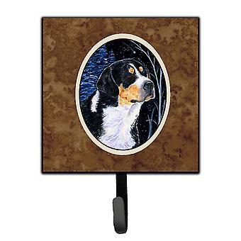 Carolines Treasures  SS8393SH4 Starry Night Bernese Mountain Dog Leash Holder or