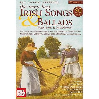 The Very Best Irish Songs amp Ballads  Words Music amp Guitar Chords by Hal Leonard Publishing Corporation