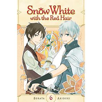 Snow White with the Red Hair Vol. 6 by Sorata Akiduki