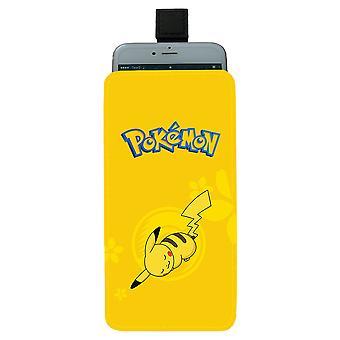 pokemon pikachu universell mobil bag