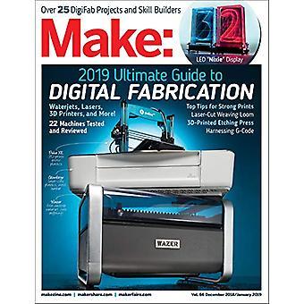 Make - Volume 66 by Mike Senese - 9781680455571 Book