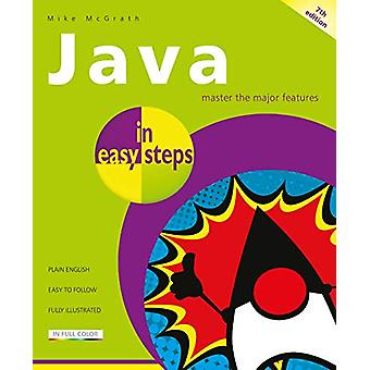 Java in easy steps by Mike McGrath - 9781840788730 Book