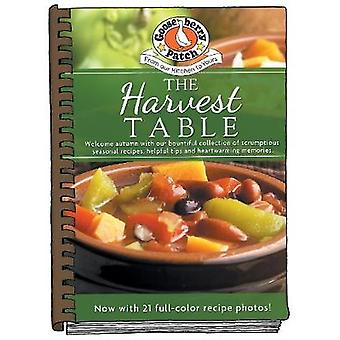 The Harvest Table by Gooseberry Patch - 9781620932940 Book