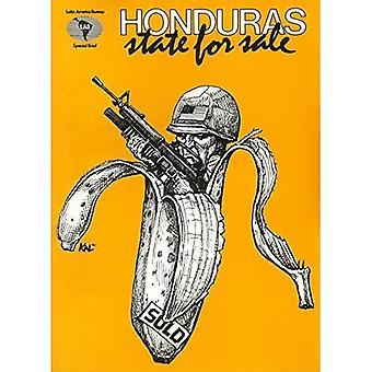 Honduras: State for Sale (Latin American Bureau Publications)