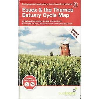 Essex and the Thames Estuary Cycle Karte