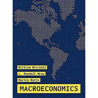 Macroeconomics by Randall Wray - 9781137610669 Book