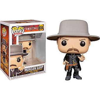 Tombstone Morgan Earp Pop! Vinyl
