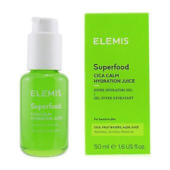 Superfood Cica Calm Hydration Juice - Para Piel Sensible - 50ml/1.6oz