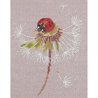 Panna Cross Stitch Kit : Ladybird
