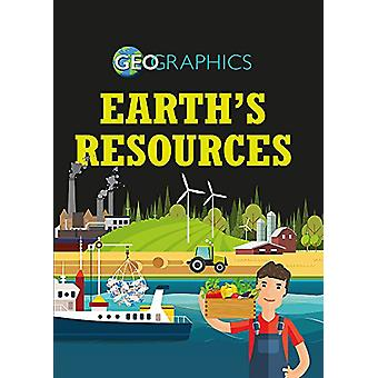 Geographics - Earth's Resources by Izzi Howell - 9781445155586 Book