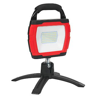 Sealey Led360Fr Rechargeable 360? Floodlight 36W Smd Led Portable Lithium-Ion