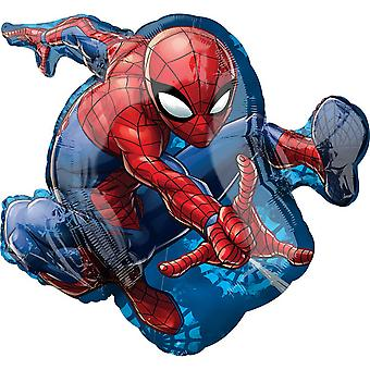 Anagram Supershape Spider-Man Foil Balloon