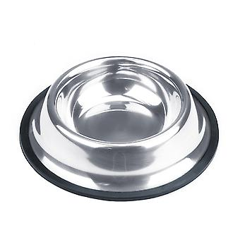 4oz. Stainless Steel Dog Bowl
