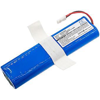 فراغ البطارية ل ILIFE 18650B4-4S1P-AGX-2 V3s برو V50 V5s برو V8s X750 2600mAh