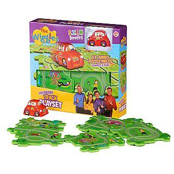 Wiggles Motorised Puzzle Trackset