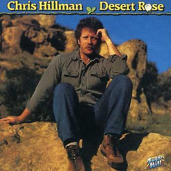 Chris Hillman - Desert Rose [CD] USA import