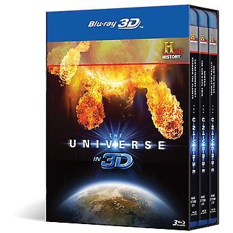Universe 3D [BLU-RAY] USA import
