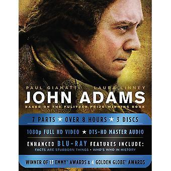 John Adams [BLU-RAY] USA import