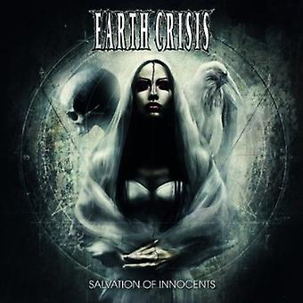 Earth Crisis - Salvation of Innocents [CD] USA import