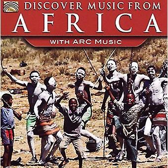 Ontdek muziek uit Afrika met Arc muziek - ontdek muziek uit Afrika met Arc muziek [CD] USA import