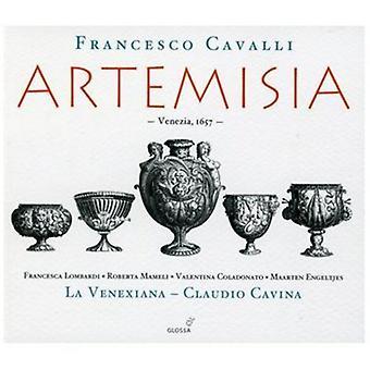 P.F. Cavalli - Francesco Cavalli: Artemisia [CD] USA import