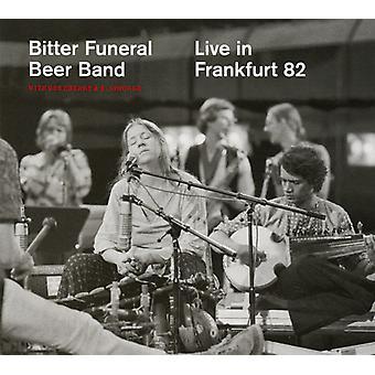 Bengt Berger - Live in Frankfurt '82 [CD] USA import