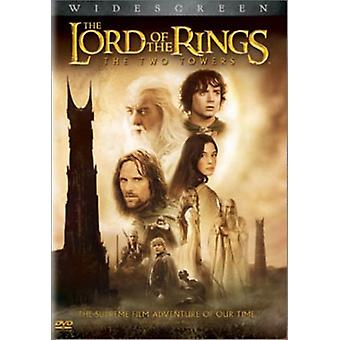 Lord of the Rings: The Two Towers [Ws] [2 skivor] [DVD] USA import