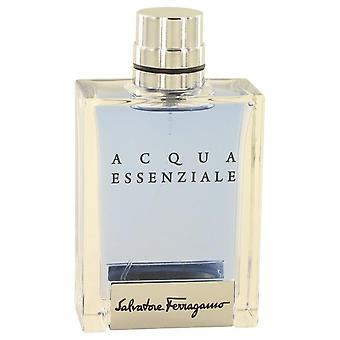 Acqua Essenziale Eau De Toilette Spray (Tester) By Salvatore Ferragamo 3.4 oz Eau De Toilette Spray
