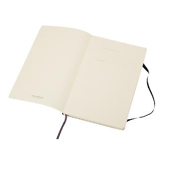 Classic PK Soft Cover Plain Notebook