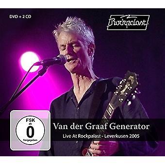 Van Der Graaf Generator - Live at Rockpalast: Leverkusen 2005 [CD] USA import