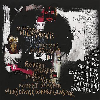 Davis, Miles / Glasper, Robert - Everything's Beautiful [CD] USA import
