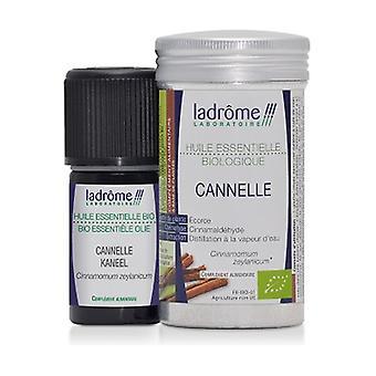 Organic Cinnamon essential oil 5 ml of essential oil