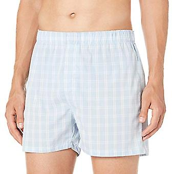 Essentials Men's 5-Pack Boxer Short, Print Assoted, X-Small