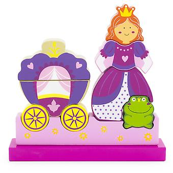 Ulysse Magnetic Standing Princess Puzzle
