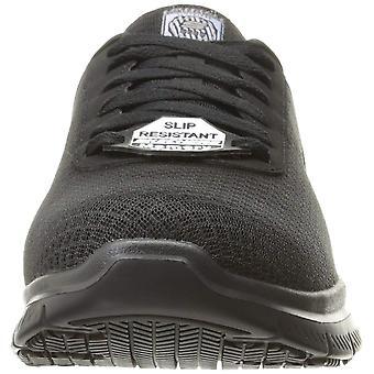 Skechers Mens Flex Advantage Soft toe Lace Up Safety Shoes