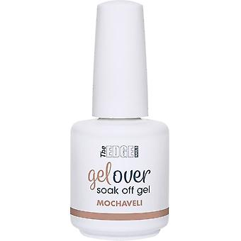 The Edge Nails Gelover 2019 Soak-Off Gel Polish Collection - Mochaveli 15ml (2003333)