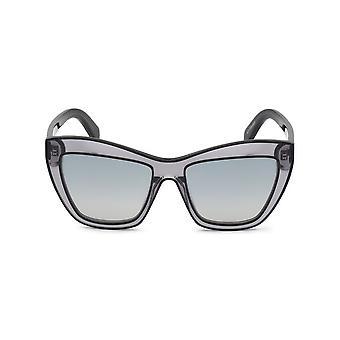 Emilio Pucci - Accessoires - Zonnebrillen - EP0081_05B - Vrouwen- gainsboro, zwart