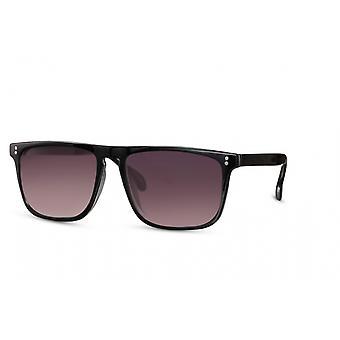 النظارات الشمسية الرجال ووكر الرجال كامل edgekat. 3 أسود / دخان