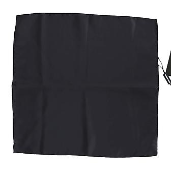 Dolce & Gabbana Blue Silk Mens Square Handkerchief MS5199