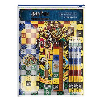 Harry Potter Hogwarts zderzak papeterii zestaw