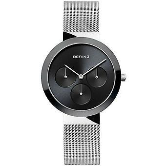Bering reloj de pulsera de las mujeres Slim Classic - 35036-002 acero inoxidable