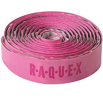 Raquex الوردي وسادة الهوكي قبضة