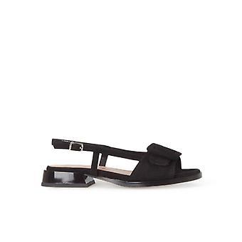 Sandales Zian 16947_36 Couleur noire