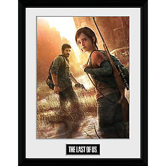 The Last Of Us Key Art Collector Print