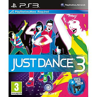 Just Dance 3 PS3 Game