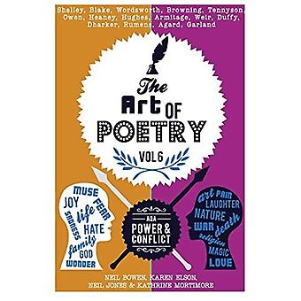 The Art of Poetry [vol.6]: AQA Power & Conflict