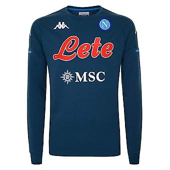2020-2021 Napoli Training Sweat (Petrol Blue)