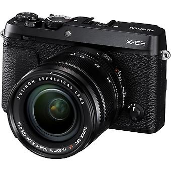 FUJIFILM X-E3 Black KIT XF 18-55mm F2.8-4 Black
